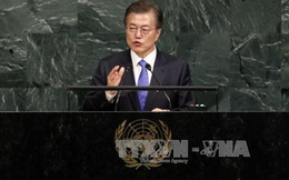 Hàn Quốc cân nhắc tự đóng tàu ngầm hạt nhân đối phó Triều Tiên