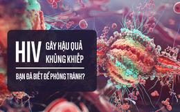 Người có dấu hiệu này rất có thể đã nhiễm HIV