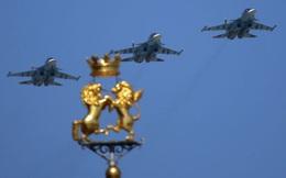Quân đội Nga tiến hành tập trận ném bom sát Triều Tiên