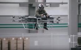 """Xem nhà sản xuất AK-47 thử """"ô tô bay"""""""
