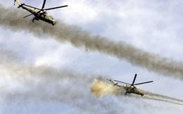 """Tác chiến trực thăng - Đòn hủy diệt của Nga trong chiến dịch Deir Ezzor: """"Đẳng cấp"""" là đây"""