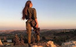 Ảnh: Vẻ đẹp nóng bỏng của nữ quân nhân Israel