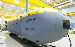 Hải quân Mỹ thành lập đơn vị tàu ngầm không người lái đầu tiên