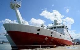 """Tàu Trung Quốc tiến sát đảo Guam, máy bay trinh sát Mỹ """"căng mắt"""" theo dõi"""