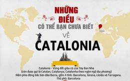 [Infographic] Những điều có thể bạn chưa biết về Catalan