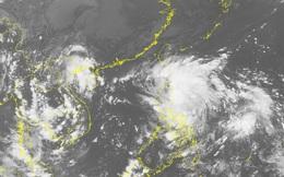 Dự báo thời tiết 8.10: Áp thấp nhiệt đới tăng tốc nhằm thẳng miền Trung