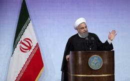 """Tổng thống Iran và phát biểu về """"10 ông Donald Trump"""""""