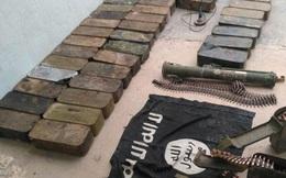 Mở đường máu phá vây, hàng loạt chiến binh IS mất mạng