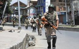 Binh sỹ Ấn Độ và Pakistan đấu súng ở khu vực tranh chấp Kashmir
