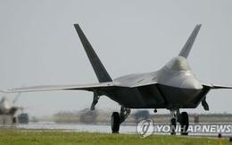 Lộ lý do Mỹ đưa loạt chiến đấu cơ 'khủng' đến Hàn Quốc