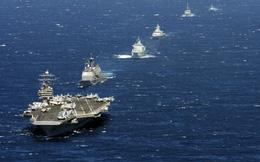 Mỹ dồn 7.500 quân tới sát biên giới Triều Tiên