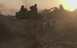 NÓNG: QĐ Syria vừa đè bẹp khủng bố, xuất sắc giải phóng hoàn toàn thủ đô của IS