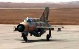 NÓNG: Tiêm kích QĐ Syria hạ cánh xuống Deir Ezzor - Báo tin toàn thắng