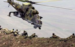 """Đặc nhiệm Spetsnaz Nga diệt """"trọn ổ"""" phiến quân Afghanistan: Phục kích bằng mìn và bắn tỉa"""