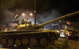 """Iraq tung quân tấn công người Kurd, """"thùng thuốc súng"""" Trung Đông chực nổ"""