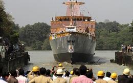 Ấn Độ triển khai tàu chiến tàng hình chống ngầm tối tân