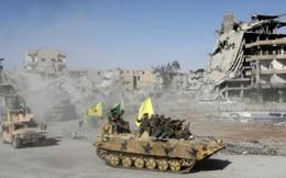 Mỹ tuyên bố sẽ giúp tái thiết Raqqa sau khi quét sạch IS