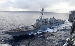 """5 tháng đã 4 lần """"tuần tra Biển Đông"""", Mỹ thực sự thách thức Trung Quốc?"""