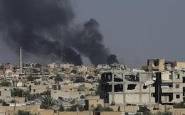 Cán cân lực lượng casino o viet nam ở Syria sau khi Raqqa giải phóng