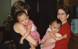Từ chiếc váy đỏ của con gái trong ngày nhận nuôi, bố mẹ ngỡ ngàng với nhân thân của con