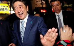 Chiến thắng bầu cử Hạ viện Nhật Bản: Ông Abe rộng đường sửa Hiến pháp?
