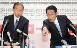 Thủ tướng Nhật Bản giữ lại hầu hết thành viên chủ chốt của Nội các cũ