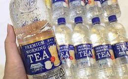 Những món ăn khiến bạn phải nể sự sáng tạo của ẩm thực Nhật Bản, nước lọc vị trà sữa là 1 trong số đó