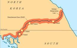 Triều Tiên cảnh báo ông Trump đừng tới khu phi quân sự với Hàn Quốc