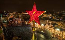 Ảnh: Điều ít biết về những ngôi sao trên đỉnh tháp Kremlin