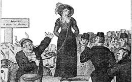 Sự thật phía sau câu chuyện những ông chồng buộc cổ, dắt vợ ra bán ngoài chợ như hàng hóa