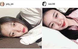 """Cô gái Hàn được ví như chị em song sinh thất lạc của Sulli vì giống """"thần tượng"""" đến 99%"""