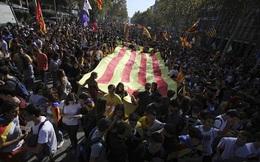 Tổng công tố Tây Ban Nha kêu gọi khởi tố các lãnh đạo ly khai Catalonia tội nổi loạn