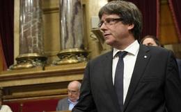 Tòa án Tây Ban Nha triệu cựu Thủ hiến Catalonia ra hầu tòa