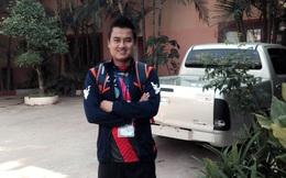 Nghiệp bóng đá của thủ thành tố trọng tài Trần Văn Lập: Rơi nước mắt khi đứt dây chằng, dạt sang Lào thi đấu