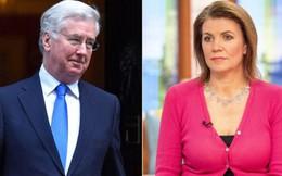 Bộ trưởng quốc phòng Anh từ chức vì cáo buộc quấy rối tình dục