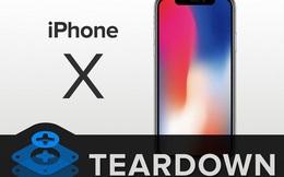 """iFixit mổ bụng iPhone X: lần đầu tiên xuất hiện bảng mạch gập đôi và pin kép, cụm camera """"phức tạp chưa từng thấy"""""""