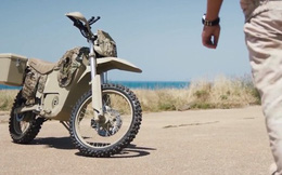 Nga phát triển xe máy điện cho quân đội và cảnh sát, đi được tối đa 150km, bằng từ Hà Nội tới Thanh Hóa