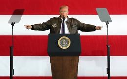 """Đa số người Mỹ tin ông Trump sẵn sàng """"động binh"""" với Triều Tiên"""