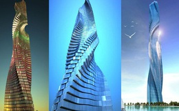 Tòa nhà chọc trời này có thể thay đổi hình dạng theo nhu cầu của cư dân sinh sống