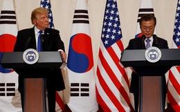 """Tổng thống Trump tại Hàn Quốc: """"Sẽ đến lúc kết thúc và nó phải kết thúc"""""""