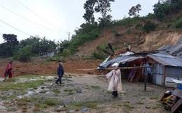 Tìm thấy nhiều nạn nhân vùi lấp vì sạt lở núi ở miền Trung