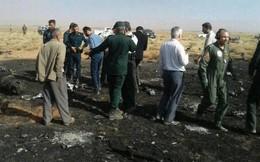 Iran mất 1 máy bay cường kích Su-22 và phi công