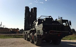 Thổ Nhĩ Kỳ hoàn tất thương vụ mua tên lửa S-400 của Nga