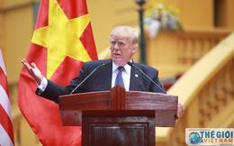Nhà Trắng hoan nghênh kết quả chuyến thăm Việt Nam của Tổng thống Trump