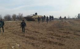 """Suýt gục ngã, QĐ Syria vùng lên vây Albukamal: IS như """"cá nằm trong rọ"""" - Chờ chết"""