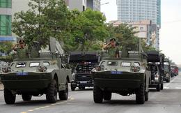Việt Nam tự sản xuất xe bọc thép cung cấp cho Quân đội, Công an?
