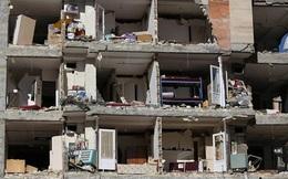 Động đất lớn: Iran từ chối nhận mọi hỗ trợ từ nước ngoài