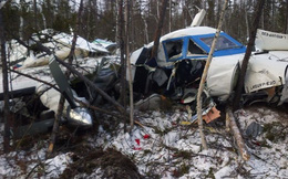 Tiết lộ phép màu giúp bé gái sống sót trong vụ rơi máy bay Nga