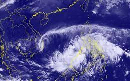 Áp thấp nhiệt đới di chuyển nhanh vào Biển Đông