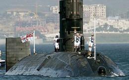 Tàu ngầm của Anh sẽ có chiêu mới theo dõi tàu chiến Nga